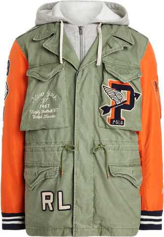 Ralph Lauren Hybrid Field Jacket