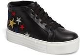 Kenneth Cole New York Women's Janette 2 High Top Platform Sneaker