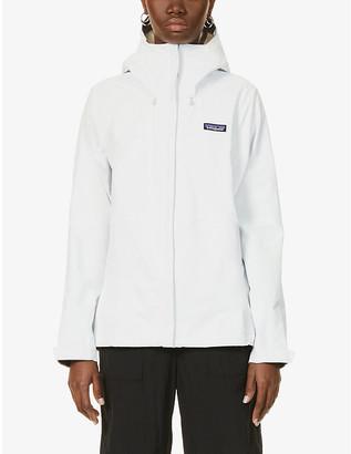 Patagonia Torrentshell 3L recycled nylon jacket