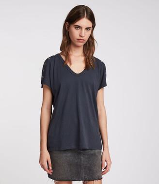 AllSaints Cruz Ida T-Shirt