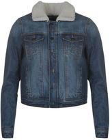 Firetrap Lined Denim Jacket Ladies