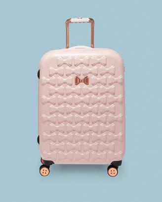 Ted Baker ELLETE Bow detail large suitcase