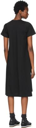 Comme des Garçons Comme des Garçons Black Jersey Dress