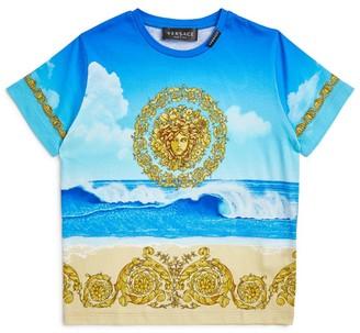 Versace Medusa Beach T-Shirt (4-14 Years)