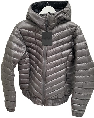 Peak Performance Grey Jacket for Women