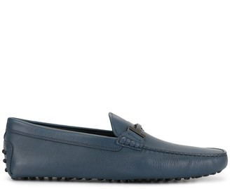 Tod's Gommino T-bar driving shoes