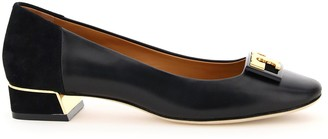 Tory Burch Gigi Rounded-Toe Flats
