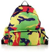 DSQUARED2 Jerry Camo Print Backpack