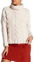 Lucy Paris Alexandria Turtleneck Sweater