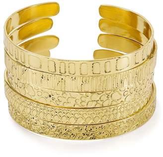 Area Stars Ashton Bangle Bracelets, Set of 5