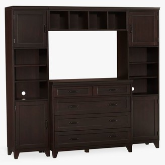 Pottery Barn Teen Hampton 5-Drawer Dresser Set
