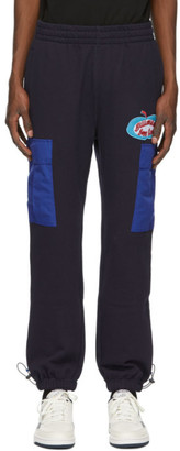 Billionaire Boys Club Navy Tactical Lounge Pants