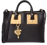 Sophie Hulme Albion Small Leather East West Tote.