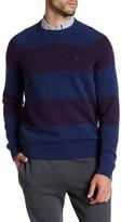Original Penguin Stripe Wool Sweater