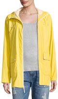 Cole Haan Hooded Midi Jacket