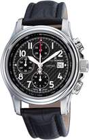 Revue Thommen 16041-6537 Men's Airspeed XLarge High Tech Wrist Watch, Dial with Band