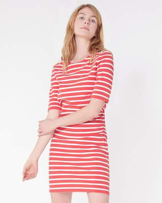 Veronica Beard Foley Ruched Dress