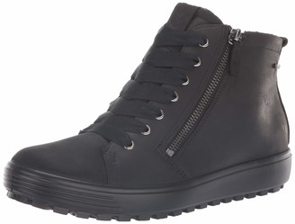 Ecco Womens Soft 7 TRED GTX Hi Ankle Boots