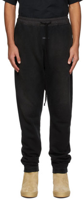 Fear Of God Black Main Line Lounge Pants