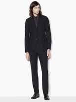 John Varvatos Austin Windowpane Suit