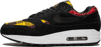Nike Womens Air Max 1 SE Tartan Shoes - Size 7W
