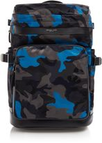 Michael Kors Kent Camo Cyclist Backpack