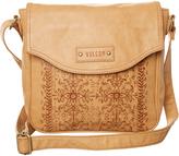 Volcom Dezert Mist Crossbody Bag Brown
