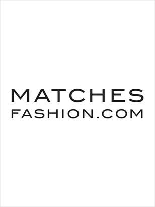 Raf Simons Tie-back Cotton-poplin Midi Dress - Womens - Black