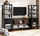 Pottery Barn Cassie Media Suite with Towers