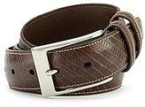 Daniel Cremieux Lizard Print Belt