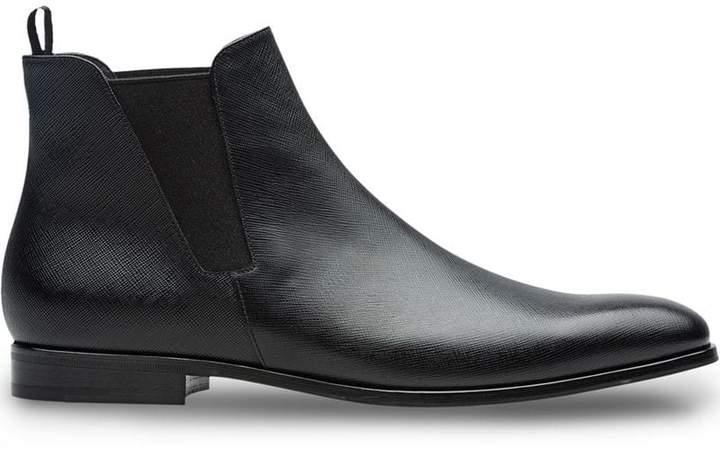 3212b5c4349c Prada Chelsea Boots For Men - ShopStyle Canada