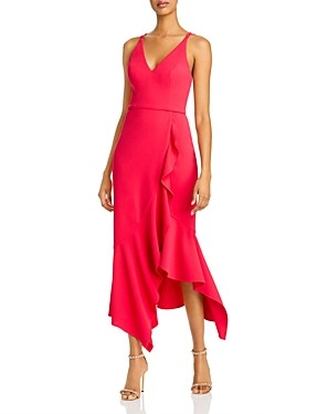 Aqua Ruffled Strappy Dress - 100% Exclusive