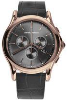 Emporio Armani Swiss Made Cronograph Watch