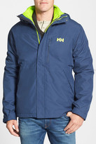 Helly Hansen Squamish 3-in-1 Water-Repellent Hooded Jacket