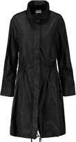 DKNY Hooded shell coat