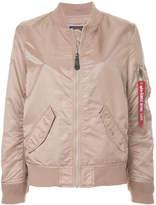 Alpha Industries Flight bomber jacket