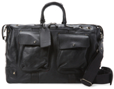 Will Leather Goods Leather Traveler Duffle