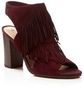 Sam Edelman Elaine Fringe Open Toe Sandals