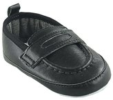 Luvable Friends Boy's Slip-On Shoe For Baby Loafer Boat Shoe