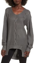 Somedays Lovin Women's Patti Longline Sweater
