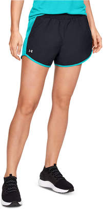 Under Armour Women FlyBy Shorts
