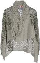MANILA GRACE DENIM Cardigans - Item 39769180