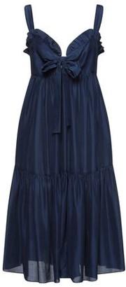 Masscob 3/4 length dress