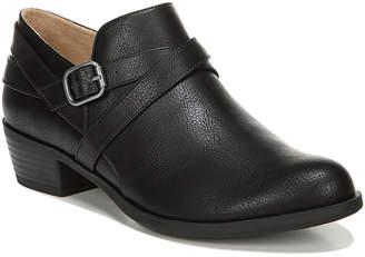 LifeStride Women's Casual boots BLACK - Black Avery Ankle Bootie - Women