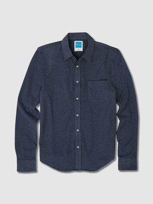 Jason Scott Wilson Button Down - Midnight Blue