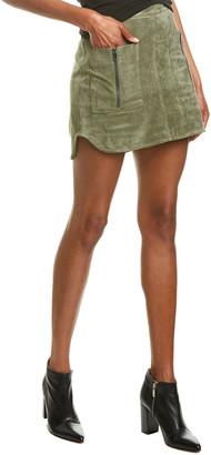 BCBGMAXAZRIA Pocket Mini Skirt