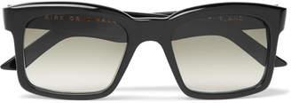 Burton Kirk Originals Square-Frame Acetate Sunglasses