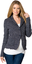 A Pea in the Pod 2 Button Closure Wool Maternity Jacket