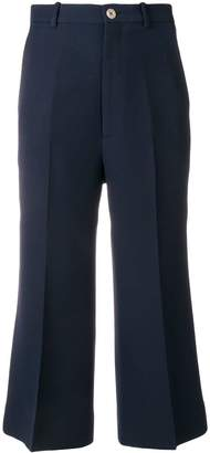 Gucci super high-waisted trousers