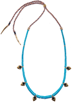 Lizzie Fortunato Simple Necklace - Turquoise